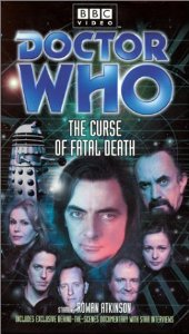 A picture of the cover of the VHS release of the special.