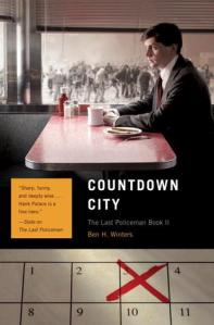 Cover are for Countdown City.
