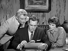 The cast of Perry Mason.