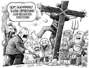 Quit squirming cartoon.