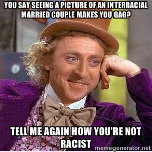 Willy Wonka meme about Richard Cohen column.