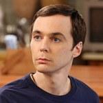 Actor Jim Parsons as Dr. Sheldon Cooper.