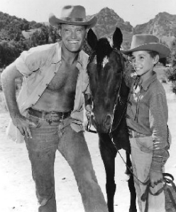 Publicity photo for The Rifleman