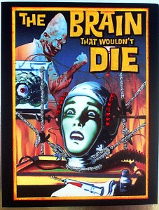 An online search by title at the US copyright office did not find a copyright renewal. In the absence of renewal of the US copyright, this poster art entered the public domain 28 years after its US publication date.