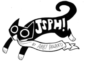 The Junior Science Power Hour by Abby Howard logo.
