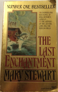 The cover of The Last Enchantment by Mary Stewart