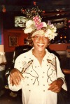"Marsha P. Johnson. When people asked what the middle initial stood for, she always said, ""Pay it no mind."""