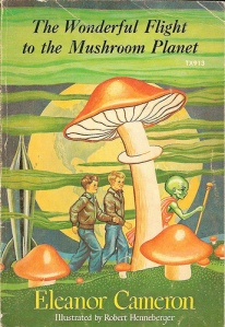 Vintage cover of the first book.
