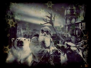 A steampunk Santa... (wonderhowto.com)