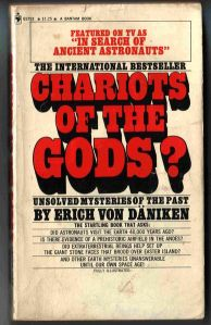 The cover of the 1973 paperback edition, as the drivel became a blockbuster.