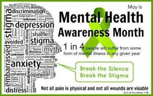 May is Mental Health Awareness Month - National Alliance on Mental Illness (www.nami.org)