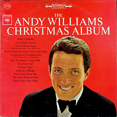 William's first Christmas album was released in 1963. He released four more over the next three decades.