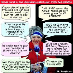 How can we tell...? BettyBowers.Com