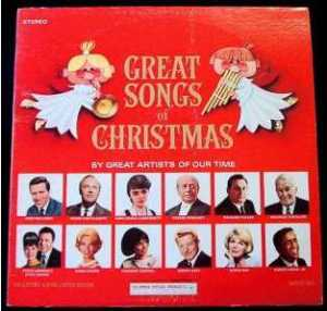 To get this on vinyl when it was released in 1965, you had to purchase it at either a tire store or a gas station.
