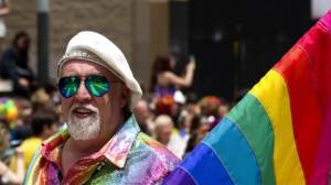 Gilbert Baker, the artist who created the rainbow flag in 1978 for Gay Freedom Day, died in his sleep earlier this week in New York City. He was 65 years old.
