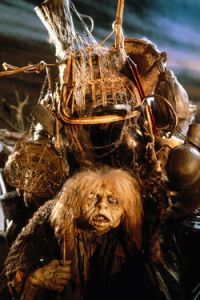 The Junk Lady from Labyrinth. © 1986 Henson Associates, Inc.