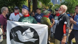 Veterans for Peace are among the groups protesting the hate speech rally.