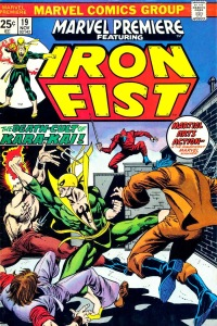 This was the fifth issue of Marvel Premiere that featured Iron Fist. Premiere was a series Marvel used to introduce new characters or revive old ones that might lead to a new series.
