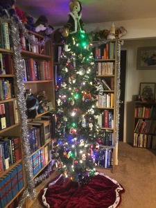 Our tree is ready to welcome you to celebrate! © 2017 Gene Breshears