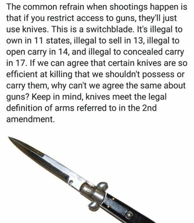 why we shouldnt illegalize guns essay Persuasive essay on gun control or they wouldn't be considered criminals in the first place isn't that the reason why we are trying to ban guns is to reduce.