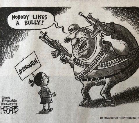 """""""Nodody likes a bully"""""""