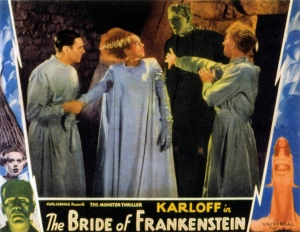 James Whale who directed Universal's Frankenstein in 1931 and Bride of Frankenstein in 1935 was an openly gay director in the 20s and 30s.