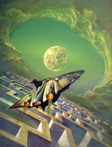 Art by Bruce Pennington