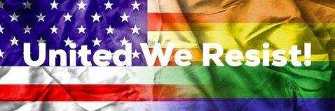 """""""United We Resist!"""""""