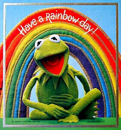 """""""Have a rainbow day!"""""""