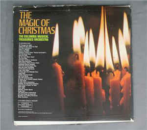 This is just one of many weird Christmas music albums my parents owned when I was a kid.