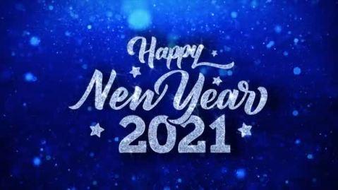 """Happy New Year 2021"""